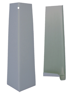 Hardi Plank Siding >> Primed Smooth Outside Corner for 5/16 x 8.25 siding | Pro Siding Accessories