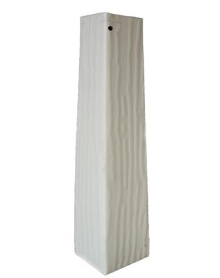 Primed Vertical Grain Outside Corner For 1 4 X 10 Siding