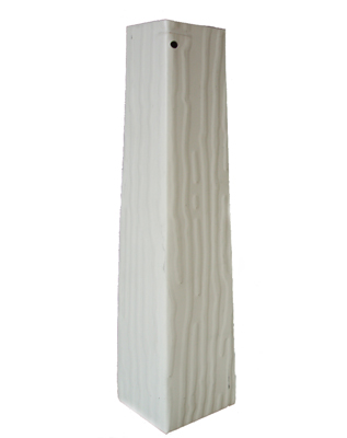 Primed Vertical Grain Outside Corner For 3 8 X 12 Siding Pro Siding Accessories