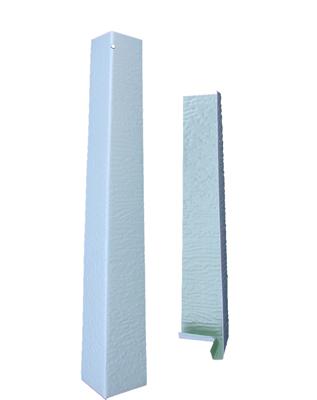 Primed Wood Grain Outside Corner For 5 16 X 8 25 Siding Pro Siding Accessories